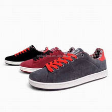 2014 new style men casual shoes with rubber outsole