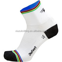 oem summer breather running sock cycling coolmax mesh sock
