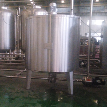 Stainless Steel Syrup Boiler