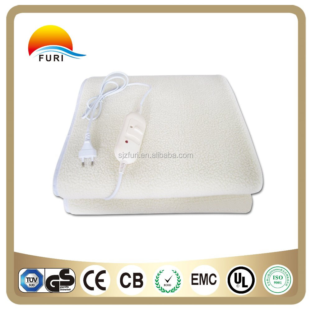 portable home appliant warm electric heat blanket