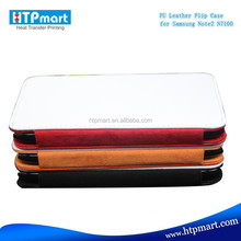High Quality PU Leather Phone Case for Samsung Note2