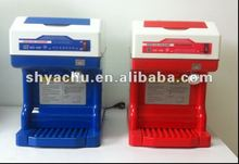 Electric and automatic ice cube crusher
