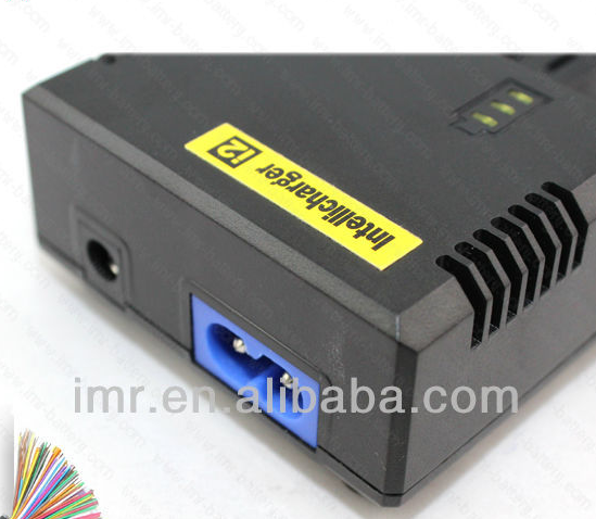 i2 charger,i2 intellicharger Nitecore i2/I4 18650 Multi-charger IMR/Lifepo4/NiMh/NiCd AA AAA 18650 battery