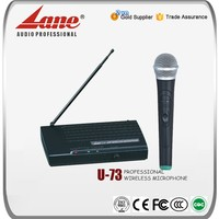Lane UHF Mini detective wireless mini microphone U - 73