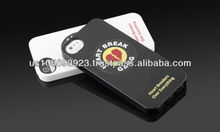 Customs Printting Combo Cover Case For Iphone5 ,UV Printting Mobile Phone Case For Iphone