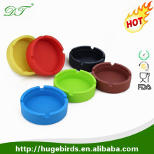 portable cute silicone cigarette ashtray