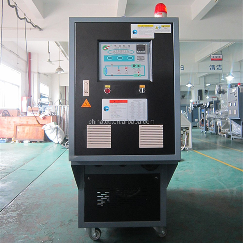 AEOT-50 300degree hot oil mold temperature control unit in industry