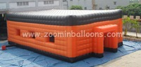 2016 Hot sale giant inflatable cube tent for events N5118