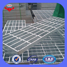 Anping factory direct sale stair treads steel grating weight