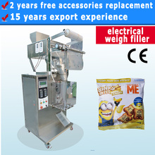 Automatic Packing Filling Machine/Rice Packiging Machine Price/Food Pouch Packaging Machine
