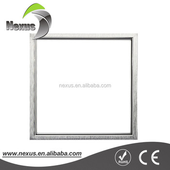 Customized 48W 60 x 60 cm Supermarkets zhongshan LED Flat Panel Lighting
