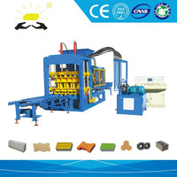 QT6-15 hydraulic concrete pumping machine
