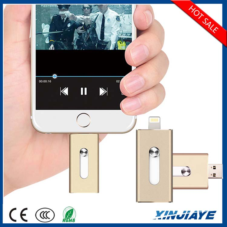 iFlash 8GB/16GB/32GB/64GB OTG USB Flash Drive