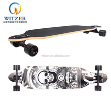 Hot Selling Longboard Skateboard outdoor Canadian Wood Long Board