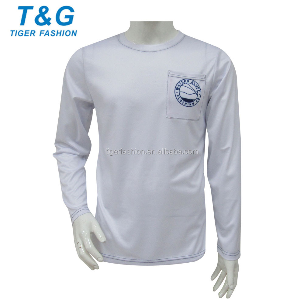 China import quick dry long sleeve T shirts