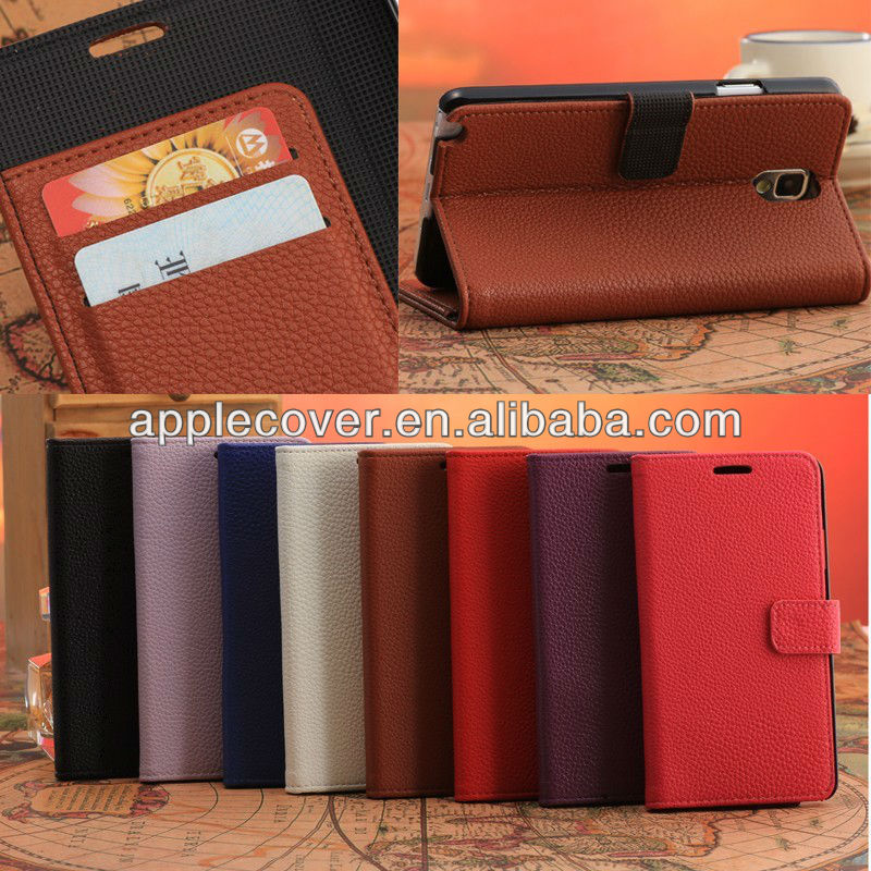 Retro book leather case for samsung galaxy note 3,case for samsung note 3