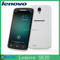 original new 4.7 inch lenovo s820 smartphone MTK6589 Quad core 1.2GHz Android 4.2 Smartphone Phone 1G/4G 13.0MP lenovo Phone