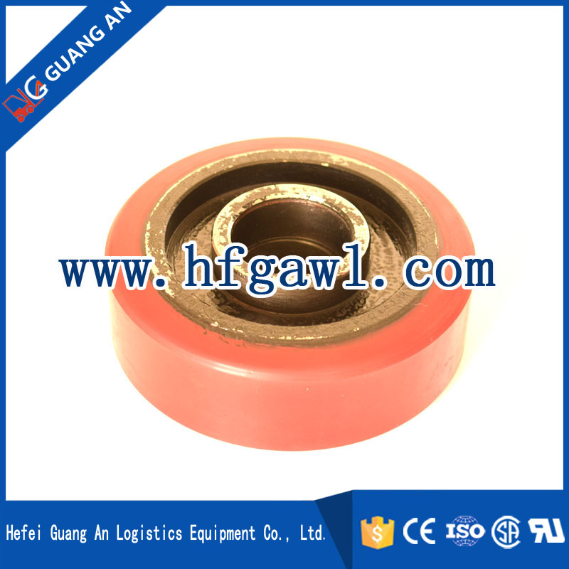 Xilin forklift Auxiliary Wheel 160x55/60 (6205 bearing )