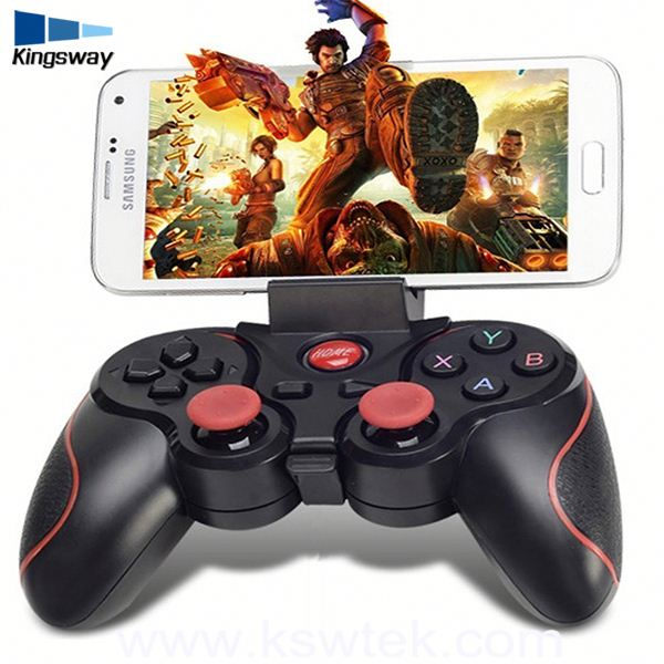 Wireless Bluetooth Game pad Game Controller Game pad T3 for Smartphones Drop Shipping
