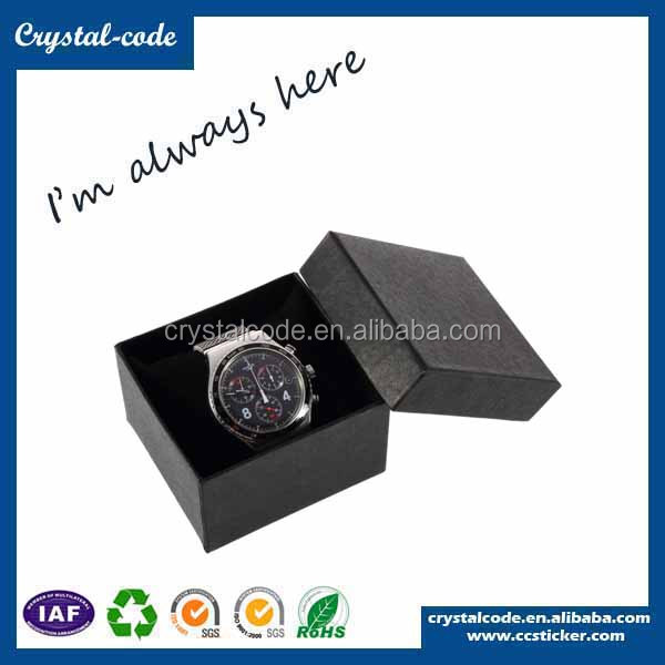 Factory price wrist watch box packaging custom paper tube