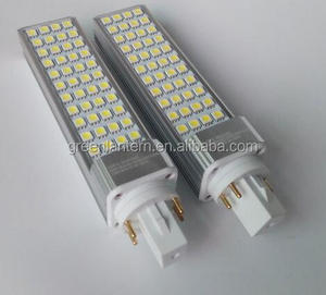 Made in China PL Light G24q G24q3 LED G24 Bulbs 2 pin 4 pin Dimmable G24 LED