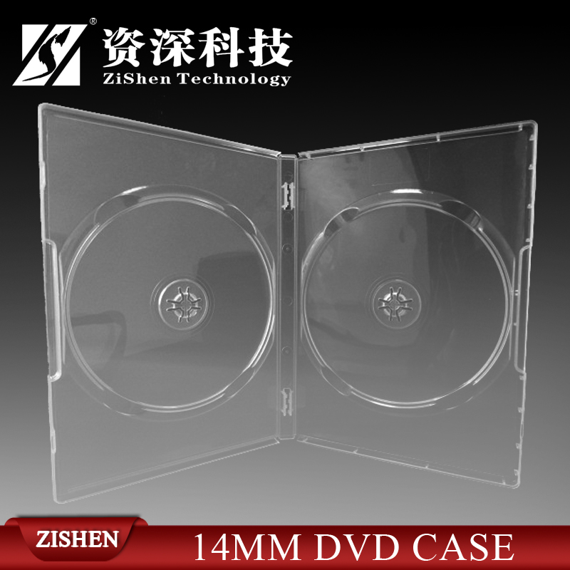 Plastic Cheap Dvd Cases Wholesale