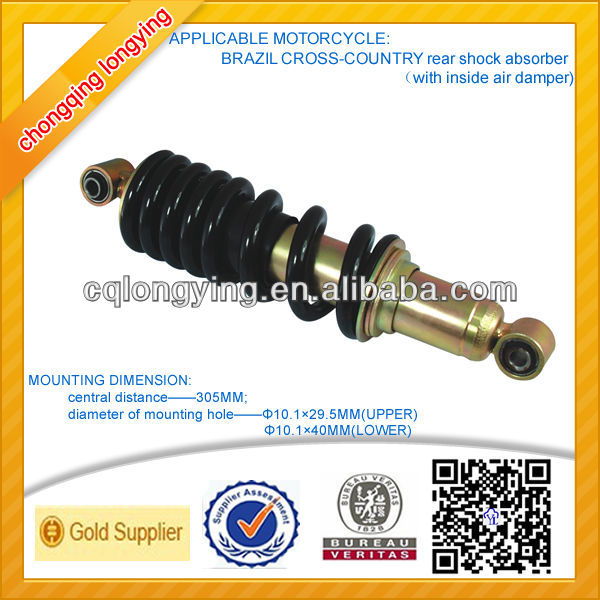 Factory Direct Supply Suit Dirtbike Steel Shock Absorber