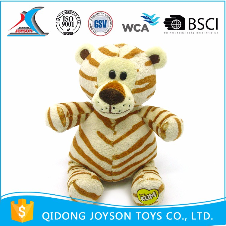 Factory Sale Plush Tiger