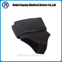 Quality products neoprene sport ankle support guard foot bandage with elastic strap