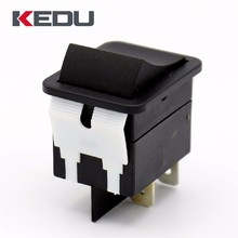 KEDU HY12 20A 250V ON/OFF SPDT Boat Rocker Switch With UL TUV CE CQC