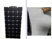 Competitive Price 18V Panel Solar Price Photovoltaic Cells Flexible Cheap Solar Panels China 100W For Sale