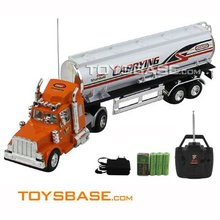 4 Channel RC Trailer Truck