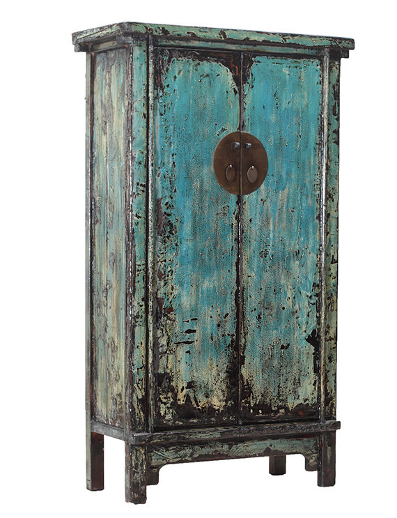Chinese distressed Cabinet