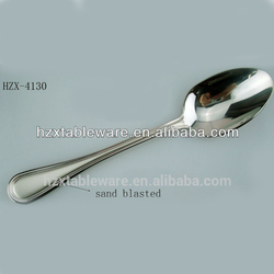 Company exquisite promotional stainless steel dinnerware