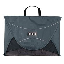Durable women/Men's Nylon Luggage Travel Bags Mesh bag For Shirt/dress with mesh net bag leno Packing Cube Organizers