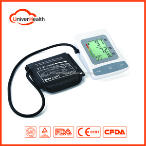 Arm Digital Blood Pressure Monitor With CE,ISO9001,ISO13485,ROHS approval