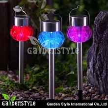 stainless steel Eco-Friendly led bollard light outdoor decorative garden stake