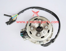 6-Coil Magneto Stator with Magneto rotor fit for YINXIANG 150CC engine
