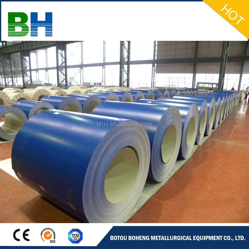 Prepainted galvanized color coated steel metal sheet/strip/coil PPGI