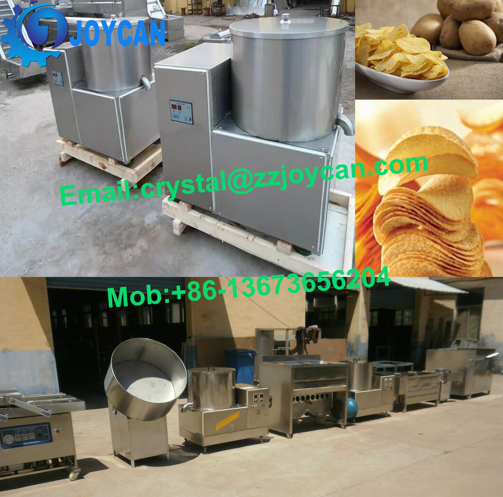Good price lays sweet fresh Industrial automatic potato chips making machine for factory for sale
