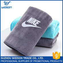 Fitness towel cheapest price, microfiber sport towel with logo