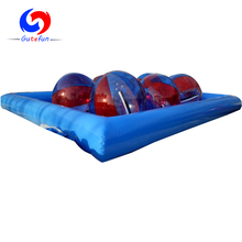one stop cheap commercial inflatable water walking ball inflatable waterballs with pool for sale