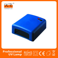 Professional product nail polish and dryer uv gel machine KT-818