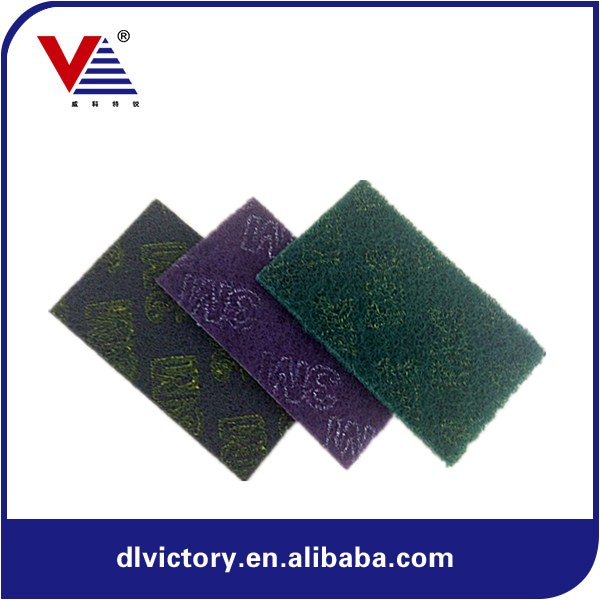 true value surface conditioning abrasive hand pads non-woven product