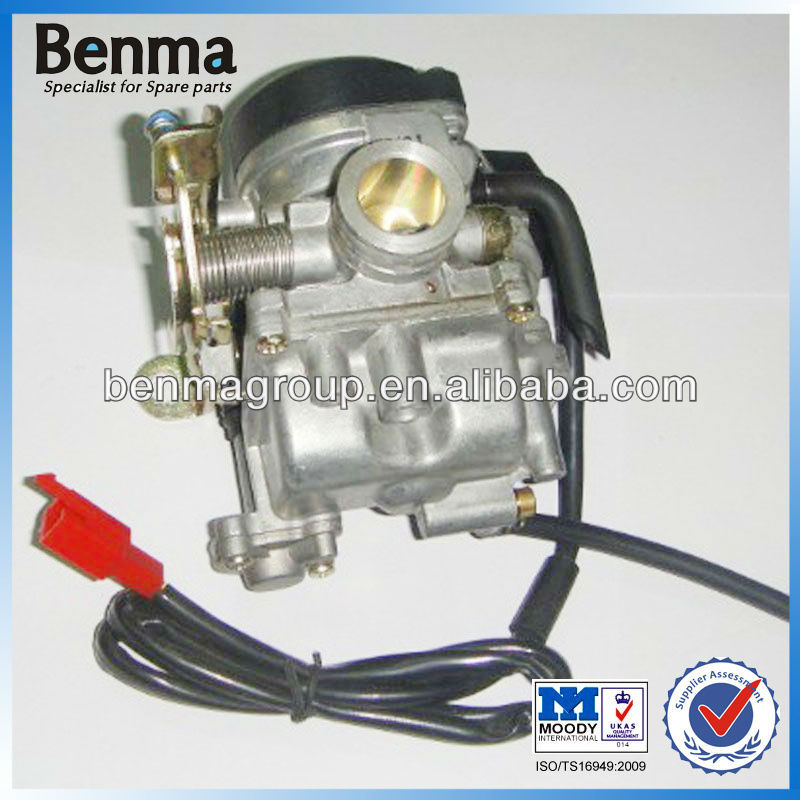 Scooter Carburator PD18J, Motorcycle Carburator GY6 50CC with Low Price
