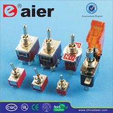 Daier DPDT Mini toggle switch