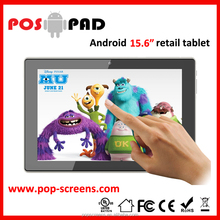 "15""full hd 1024p android tablet pc 4.2 3d games tablet pc"