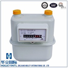 Accurately measure the gas consumption gas meter g4