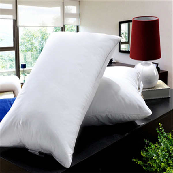 turkish down and feather pillow for home