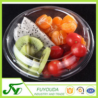Food grade clear plastic blister fruit packaging trays